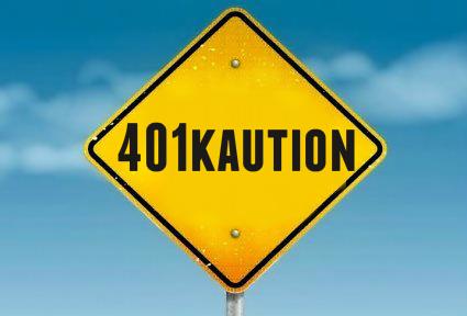 401kaution