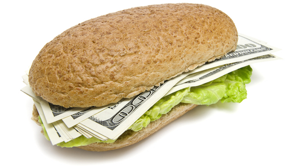 Want tax on that SUB?