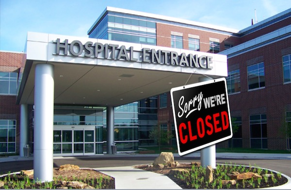 Health insurance: closed for business